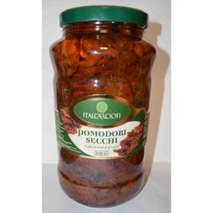 Pomodori secchi olio 3100ml